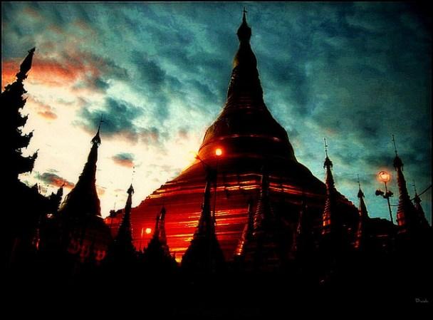 Yangon by Night