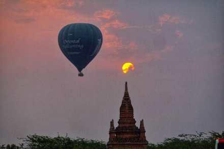 Oriental Ballooning Bagan