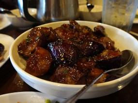 Grand Szechuan: Fish Flavour Eggplant