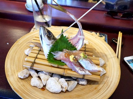 Kiyokawa: Aji (Spanish/Horse Mackerel) Two Ways