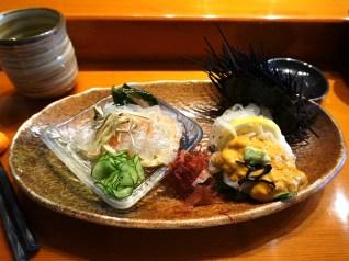 Sushi Sushi: Sashimi