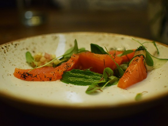 Heirloom: Smoked Ocean Trout