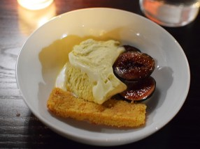 Noble Rot: Figs and Ice Cream