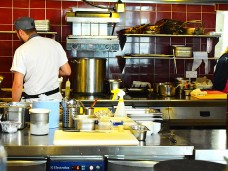 Hedone: Open Kitchen