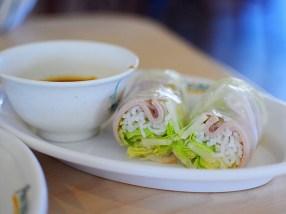 Pho Hoa: Shrimp and Pork Roll