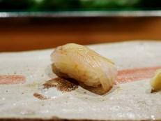 Japanese sea bass.