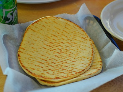 Pita, for example.