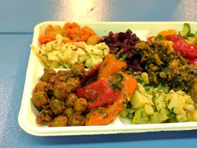 Moroccan Flavours: Salads