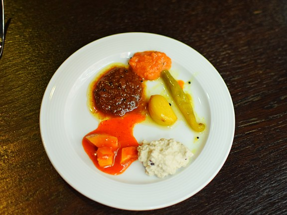 Quilon: Chutneys and Pickles