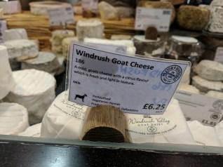 Paxton & Whitfield: Windrush