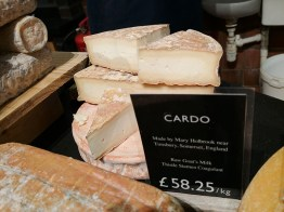 Neal's Yard Dairy, Covent Garden: Cardo