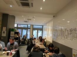 C&R Cafe-Restaurant: Weekday lunch