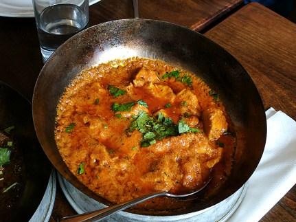 Lahore Kebab House: Karahi Chicken