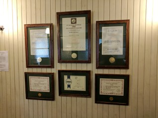 Lagavulin: Awards