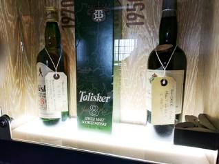 Talisker: More old bottles