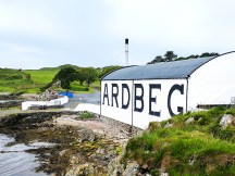 Ardbeg: From the right