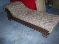 Psychiatrist Couch | My Antique Furniture Collection