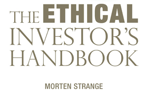 Ethical Investor's Handbook cover