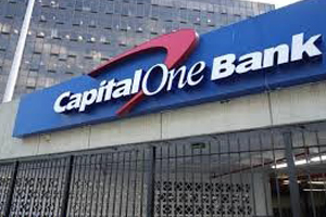 Capital One bank Hq building