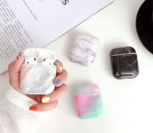 Luxury Airpod Marble pattern cases