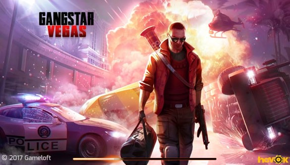 Gangstar Vegas Apk + Mod (Money/Key/Gems) + Data Download