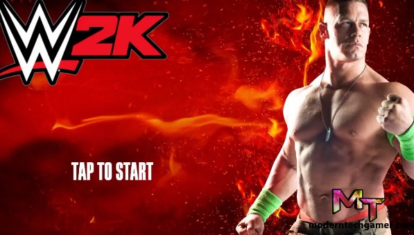 Download WWE 2K Apk free on Android (Apk+Obb)