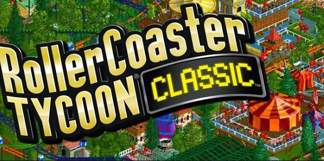 RollerCoaster Tycoon Classic Apk + Data + Mod Free on Android