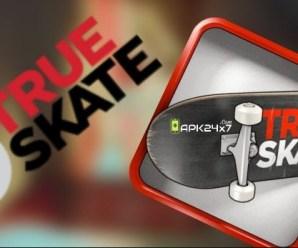 True Skate Apk + Mod free on Android
