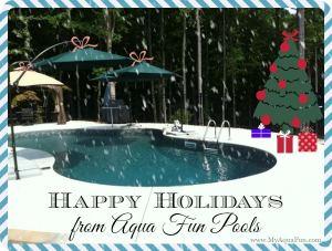 Aqua Fun Pools in Canton, Ga. wishes you a Merry Christmas