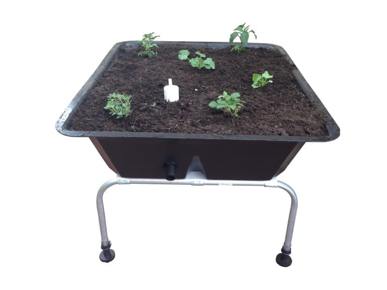 add on wicking bed