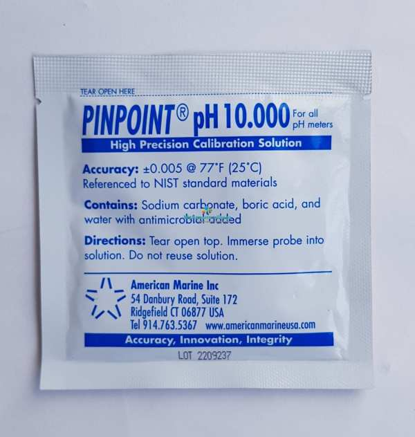 pinpoint_PH10_calibration_fluid