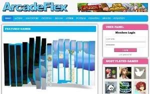 Arcade Template: ArcadeFlex