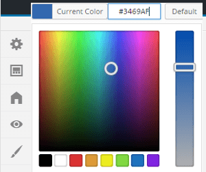 myarcadetheme color picker