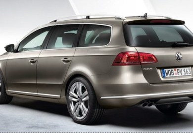 Volkswagen Is Not Planning To Sell A Passat Wagon In The Us