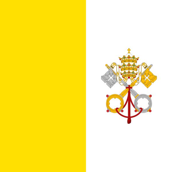 bandiera stato della chiesa
