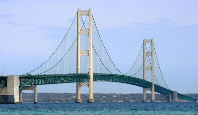 810 Area Code Mackinac Bridge