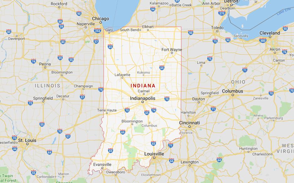 574 Area Code Indiana