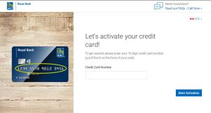 rbc.com/activate - How to Activate an RBC Credit Card