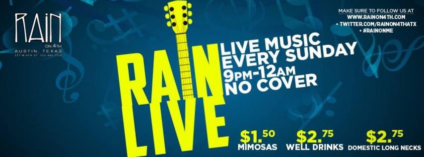 Rain On 4th Bar Austin Austin