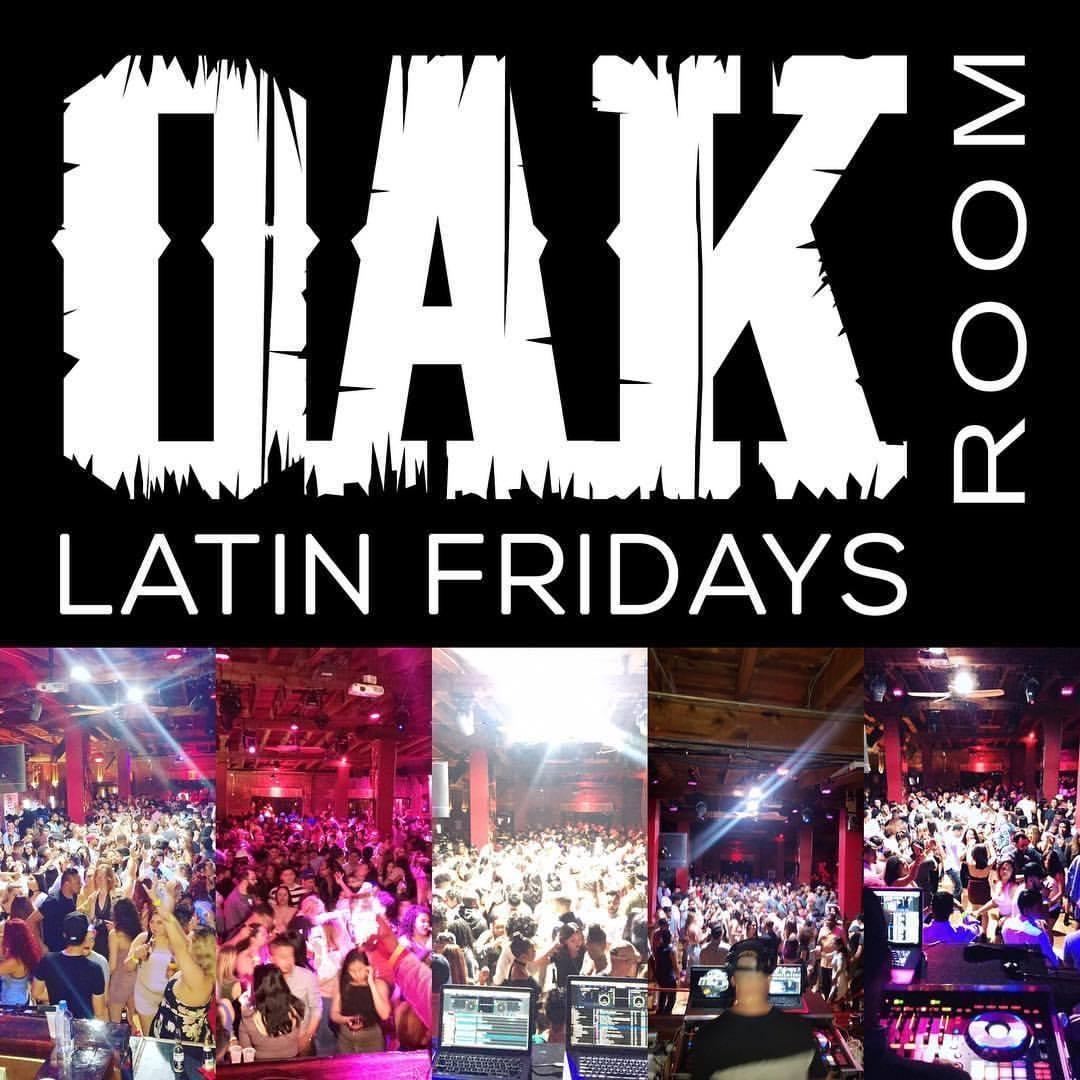 Latin Fridays At Oak Room  Bar  Charlotte  Charlotte