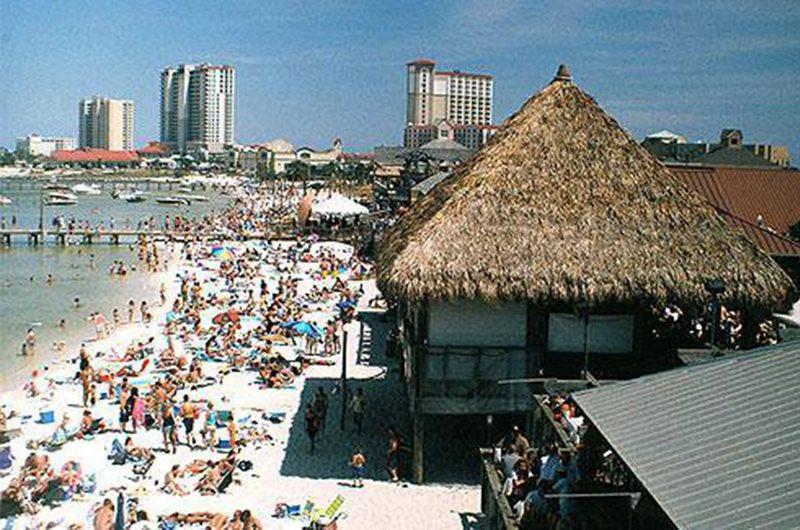 Bamboo Willies  Bar  Restaurant  Pensacola Beach