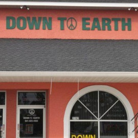 down to earth apparel