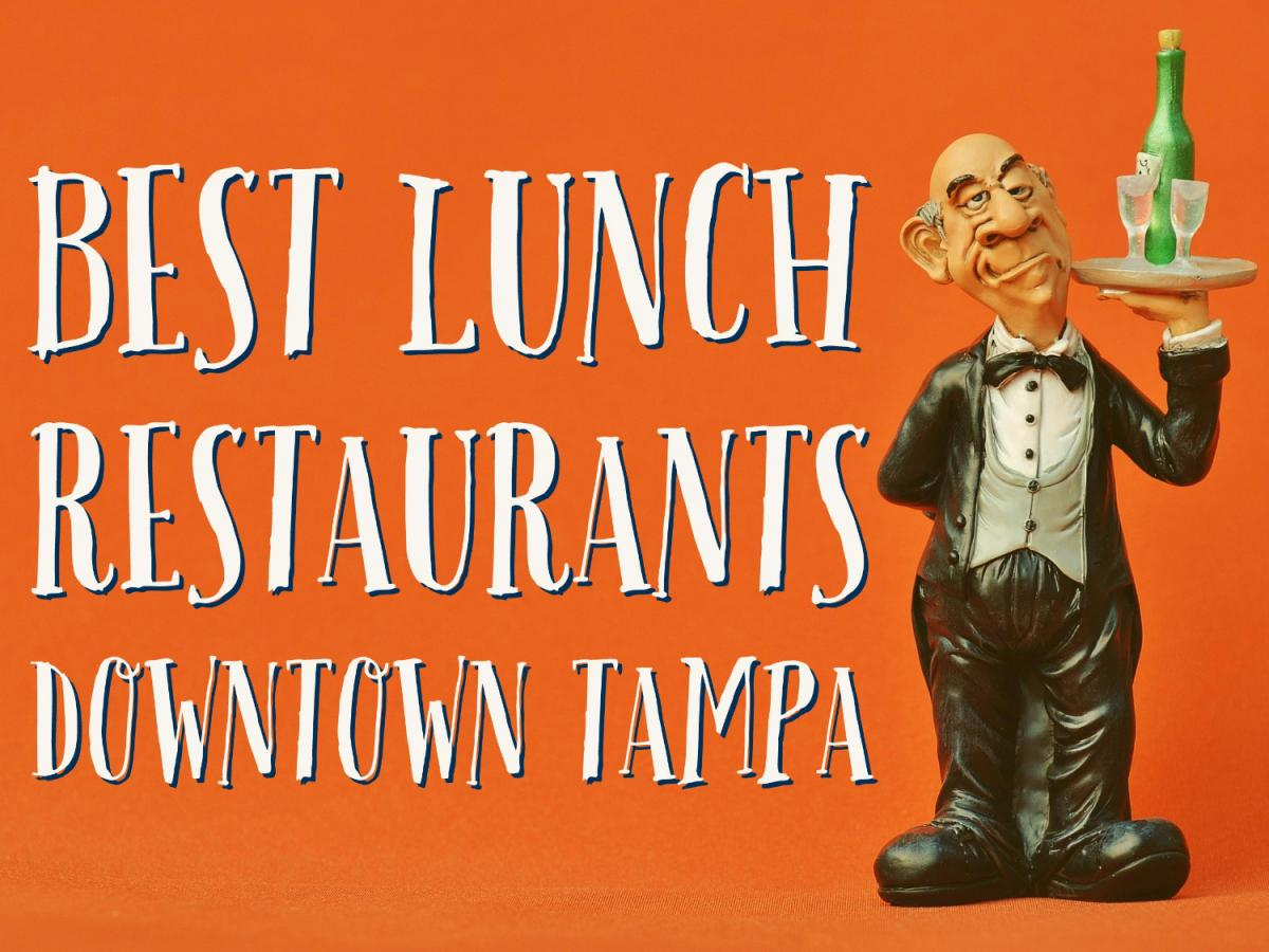Best Places Lunch Downtown