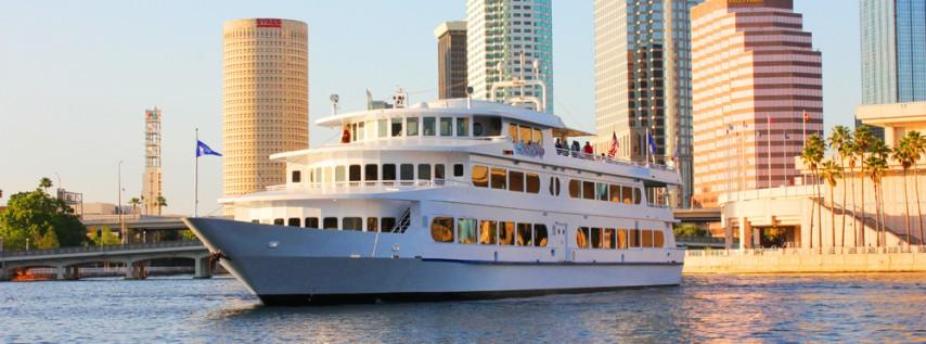 Yacht Starship Fathers Day Brunch Cruise Tampa FL Jun