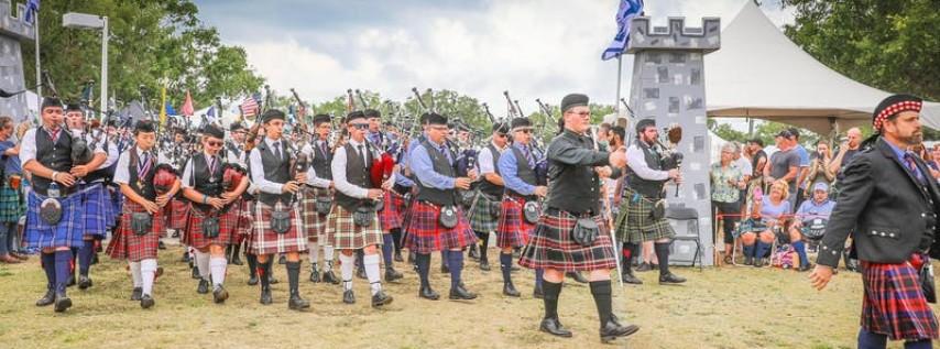 53rd Annual Dunedin Highland Games Festival St