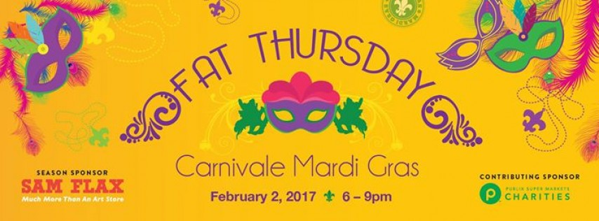 1st Thursdays Fat Thursday Carnival Orlando Fl Feb 2