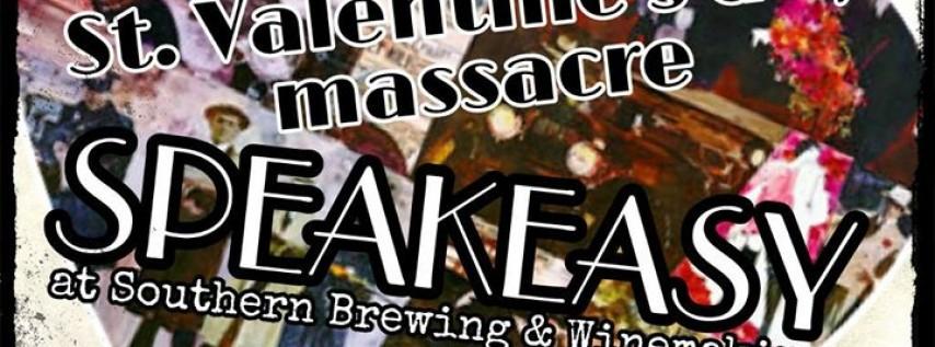 St Valentines Day Massacre SPEAKEASY Tampa FL Feb 14