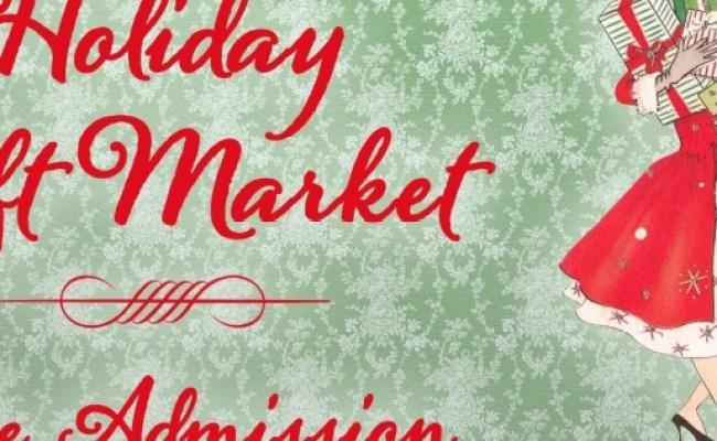 Largo Holiday Gift Market St Petersburg Clearwater Fl
