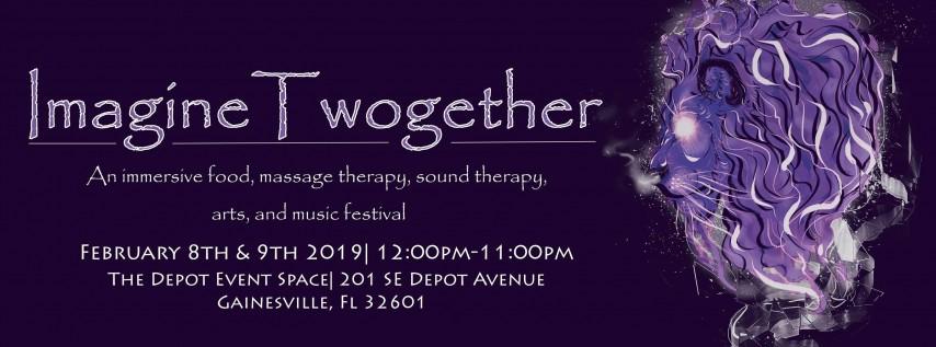 ImagineTwogether Music Festival North Central Florida FL