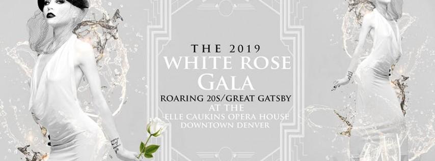 Denver New Years Eve 2019: 17th White Rose Gala, Denver CO